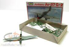 REVELL 4153 Junkers Ju-87 G-2 Stuka Schlachtflieger Bausatz Maßstab 1:72 - OVP