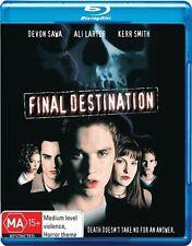 Final Destination Blu-ray [Region B] [New]