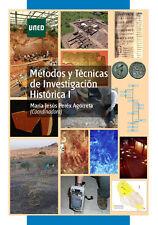 UNED Métodos y Técnicas de Investigación Histórica I, eBook, 2012