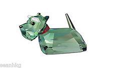 Swarovski Crystal Dogs Scottie Figurine Authentic MIB - 1089199