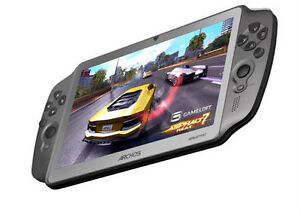 ARCHOS GamePad 8GB 7 Inch Touchscreen Gaming Tablet w Buttons Joysticks Android