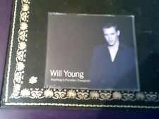 Will Young : Anything Is Possible / Evergreen, Music CD,