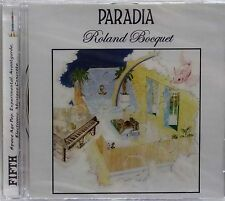 Roland Bocquet-Paradia French prog cd