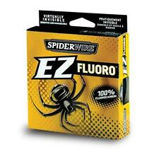 Spiderwire 1260808 EZ Fluoro Line Clear 8 lb 200 Yards