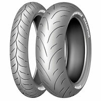Dunlop Sportmax Qualifier D209 120/70 ZR17 58W Front Motorcycle / Bike Tyre