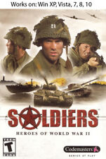 Soldiers: Heroes of World War II PC Video Game
