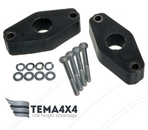 Rear shock extenders 40mm for Ford B-MAX C-MAX FOCUS KUGA ESCAPE  Lift Kit