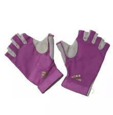 LADIES ADIDAS CLIMACOOL TRAINING, GYM, WEIGHTLIFTING , Cycling GLOVES, SIZE XL