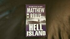 Hell Island: Scarecrow Series by MATTHEW REILLY - 2005 1st ed Small PB