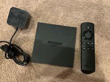 Amazon Fire TV (2nd Generation) Media Streamer 4K Ultra HD - Black