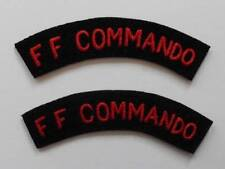 Special Forces 1914-1945 Collectable WWII Military Badges
