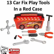 Toddler Boy Toys Learning Car Toolbox Educational Development Game Kids Tool Box