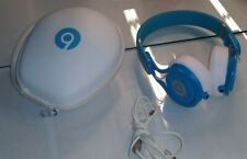 Beats by Dr. Dre Mixr Headband Headphones - Neon Blue - Free Shipping