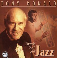 Tony Monaco - Thank God for Jazz [New CD]