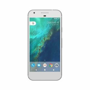 Google Pixel Phone 32GB 5-in Display - Unlocked - Very Silver (G2PW410032GBSL)