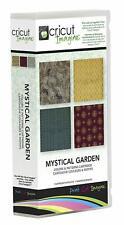 MYSTICAL GARDEN Cartridge For Cricut Imagine Machine ~ 20 Patterns
