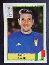☆ Panini Euro 2000 - Italy / Italia Paolo Negro #172