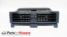 Genuine Nissan AC Vent Housing 68750-23G01