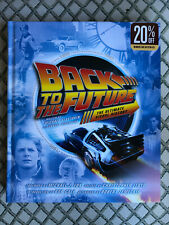 Back to the Future : The Ultimate Visual History, Hardcover by Klastorin, Mic...