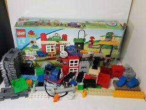 Lego Duplo Thomas The Tank Engine Thomas Starter Set 5544, Complete with Box
