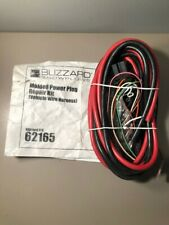 B62165 Blizzard Truck Side Repair harness splice kit
