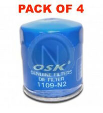 OSAKA OIL FILTER OZ543 INTERCHANGEABLE WITH RYCO Z543 (BOX OF 4)
