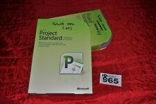 ID965 Microsoft Office Project Standard 2010 - DVD, Clé & Boite Retail