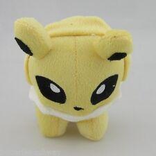New Pokemon Jolteon  Cute Pokedoll Soft Stuffed Plush Doll Toy Great gift 5 inch