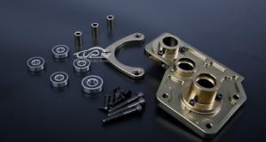 CNC Metal Clutch Support Kit For 1/5 HPI ROVAN KM Baja 5B 4WD