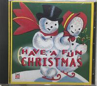 Time life Music Have a fun Christmas cd