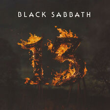 BLACK SABBATH 13 Thirteen 2 x 180gm Vinyl LP Gatefold Sleeve NEW & SEALED