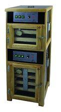 B 120 W J.Hemel Brutmaschine/Brutkasten/Inkubator mit vollaut. Wendung