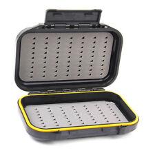 MAXIMUMCATCH Waterproof Dual-Layer Fly Fishing Bait Storage Case Box S9U5