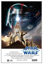 """New Art Print Of Movie Poster 2019 """"Star Wars : The Rise of Skywalker"""""""