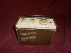 HeathKit GR-88 VHF receiver.