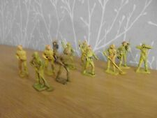 plastic toy soldiers 60 mm Cherilea British Sappers