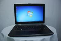 FAST Laptop Dell Latitude E6430 14.1' i5 2.6GHZ 4GB 320GB WINDOWS7 HDMI GRADE B