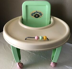 cabbage patch vintage coleco doll Rolling  walker toy kid pretend play