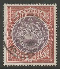 Edward VII Used Antigua & Barbuda Stamps (Pre-1981)