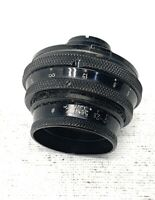 Carl Zeiss jena nr 1016872 Biotar 1:1,4 F = 2cm. Camara Lens - UNTESTED