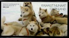 Greenland Sled Dogs Mnh booklet