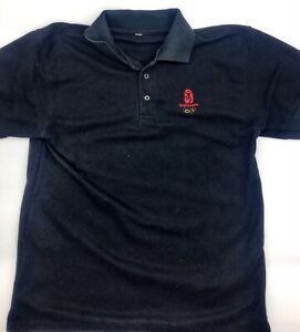 2008 Bejing Olympic Embroidered Polo Shirt