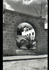 RABAT (MAROC) MONASTERE des CLARISSES , PORCHE en 1956