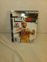 New NBA 2K10 for Sony PlayStation 3 PS3 10th Anniversary (Sealed) Kobe Bryant