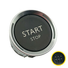 Genuine Engine Start Stop Switch Button for Peugeot 408 2008 3008 Citroen C4L C5