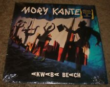 Akwaba Beach Mory Kante~1987 African Pop~Hype Sticker~FAST SHIPPING!!!