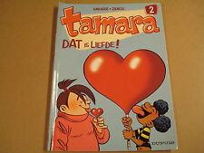 STRIP 1° DRUK / TAMARA N° 2 - DAT IS LIEFDE !