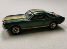 "Brooklin Collection 1966 Ford Mustang Gt 350-H ""Metallic Green"" L.E. Brk. 124x"