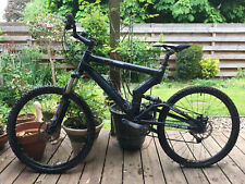 Mountain Bike Carbon Fibre Scott Strike Team 26 Inch Full Suspension