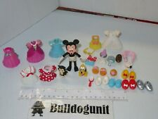 Disney Minnie Mouse Figure Dress Shoes Lot Accessories Mickey Mouse Disneyland